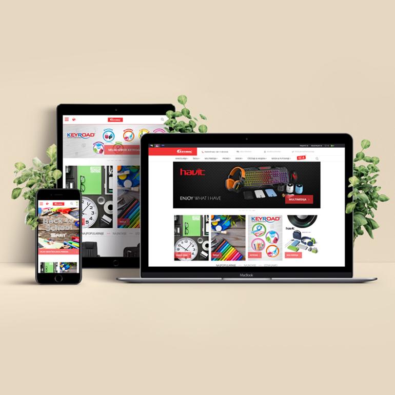 NEW WEB SHOP GATARIĆ