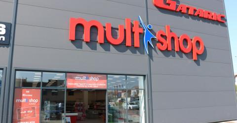 Bogata ponuda u novootvorenom Multi Shop-u kompanije 'Gatarić' u Banjaluci