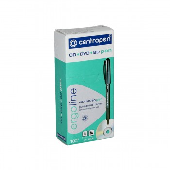 CD/DVD Marker permanentni 1.0mm