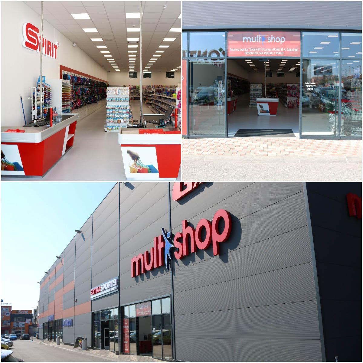 Gataric Multi Shop - Banja Luka