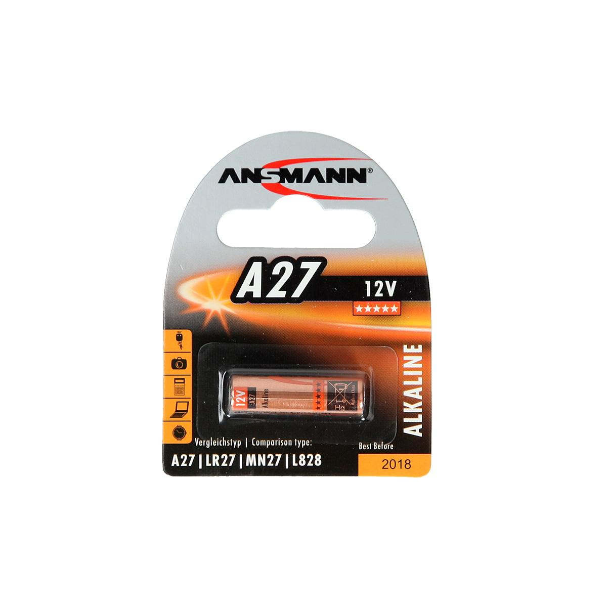 Alkalna baterija ''A-27'', 12 V