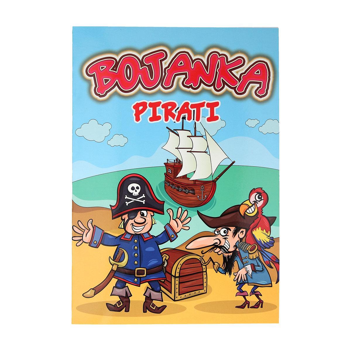 Bojanka ''Pirate''