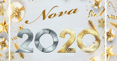 Letak Nova Godina 2020