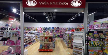 WiBo Knjižara Banja Luka