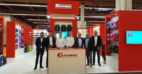 Gatarić Group na prestižnom evropskom sajmu 'InsightX' u Nürnbergu