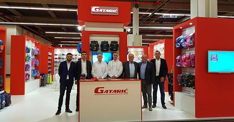 Gatarić Group na prestižnom evropskom sajmu