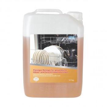 Flüssiger Reiniger für gewerbliche Gläser und Geschirrspülmashinen 12kg