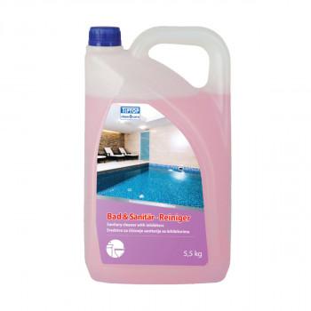 Sredstva za čišćenje sanitarija sa inhibitorima 5,5L