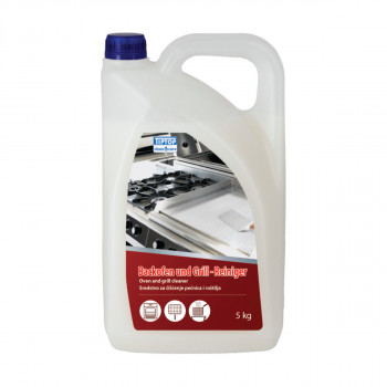 Oven and grill cleaner 5L