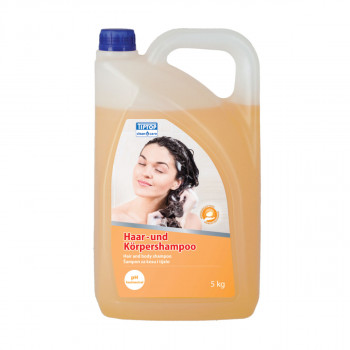 Hair and body shampoo 5L