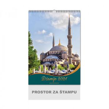 Kalendar ''Dzamije'', vjerski 6+1, B3