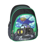 School bag ''MONSTER TRUCK'' (UNO Collection)