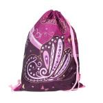 Sport bag ''BUTTERFLY PURPLE''
