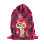 Sport bag ''OWL RED''