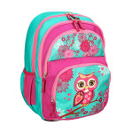 School bag ''OWL TURQUISE'' (KIDS Collection)