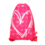 Sport bag ''RED HEART''