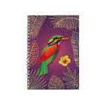 Exercise Book ''Fly Fly''A5 Soft Cover, Squared