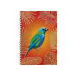 Exercise book ''Fly Fly''A5 Soft Cover, Lines