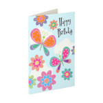 3D Greeting card ''Happy Birthday 09''