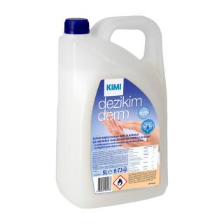 Hände Desinfektionsmittel 5L Dezikim Derm auf Alkoholbasis