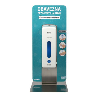 Disinfection stand (desk size)