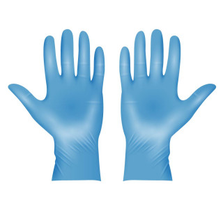 Disposable Nitrile gloves S 100/1