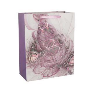 Gift bag ''Classic Flower 04'', L