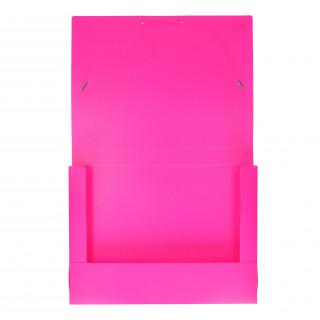 Sammelmappe mit Gummizugverschluss ''Box'', PP A4