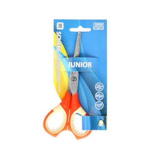 Scissors ''Soft Grip Junior'', 16cm