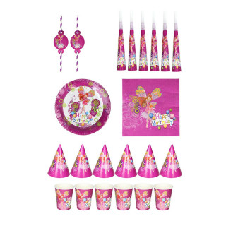Party set ''FAIRY'', 6-pcs