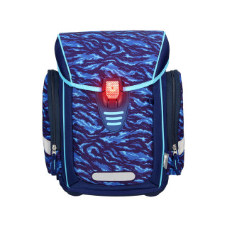 School bag set ''COSMO 06'' 6-Pcs (LED buckle)