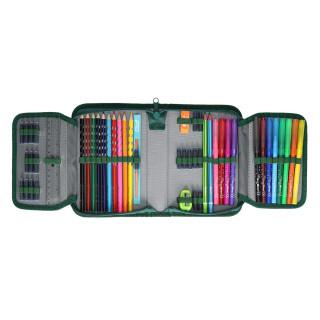 Pencil case 3D ''T-REX'' 1-Zipper, 50-pcs