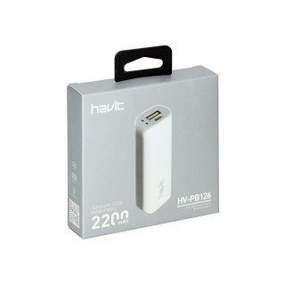 Powerbank, 2200 mAh