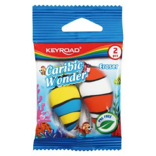 Eraser ''Caribic Wonder''