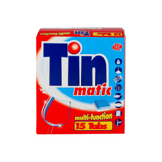 Tablete za mašinu za suđe Tin 15/1