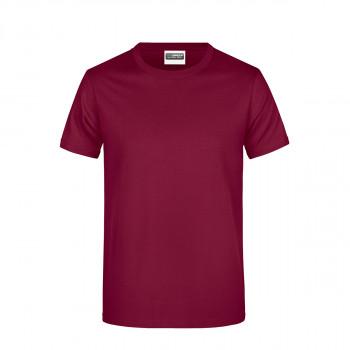 Majica Basic Bordo M