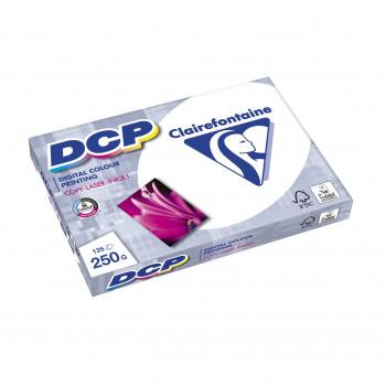 PAPER DCP WEISS A4/250gsm 125 SHEET