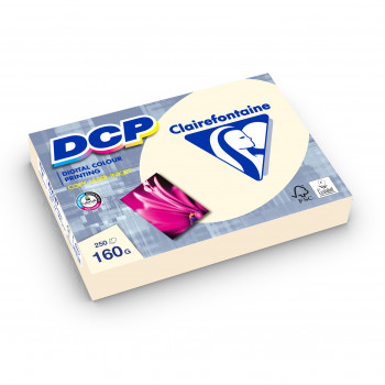 CLF PAPER DCP IVORY A4/160g/250