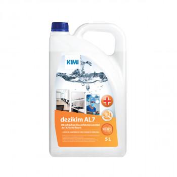 Surface alcohol-based disinfectant Dezikim AL7 5L