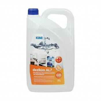 Surface alcohol-based disinfectant 5L