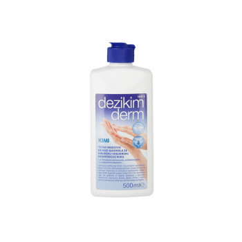 Hands sanitizer 500ml