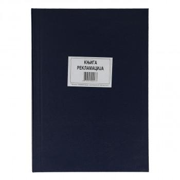 Knjiga reklamacija A4 TP, 2x50 No. NCR