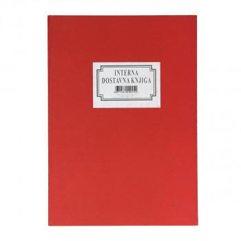Interna dostavna knjiga RS, latinica