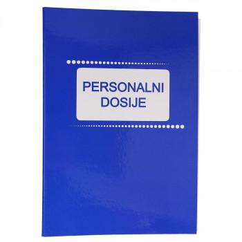 Personalni dosije, latinica