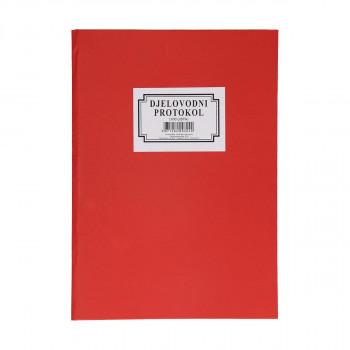 Djelovodni protokol, A4, TP 100 listova