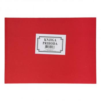 Knjiga prihoda, latinica RS