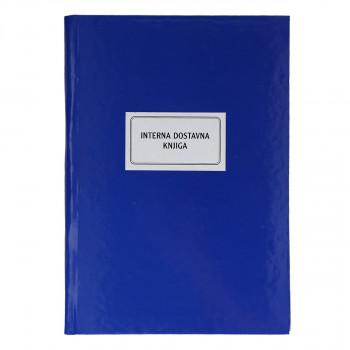 Interna dostavna knjiga, latinica BIH