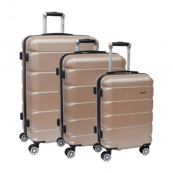 Trolley Case Set ''Four Seasons'', 3/1
