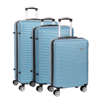 Trolley Case Set ''Go Explore'', 3/1