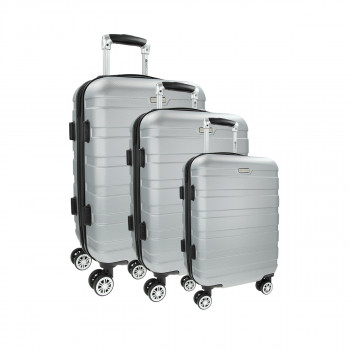 Trolley Case Set 'Skymate'', 3/1
